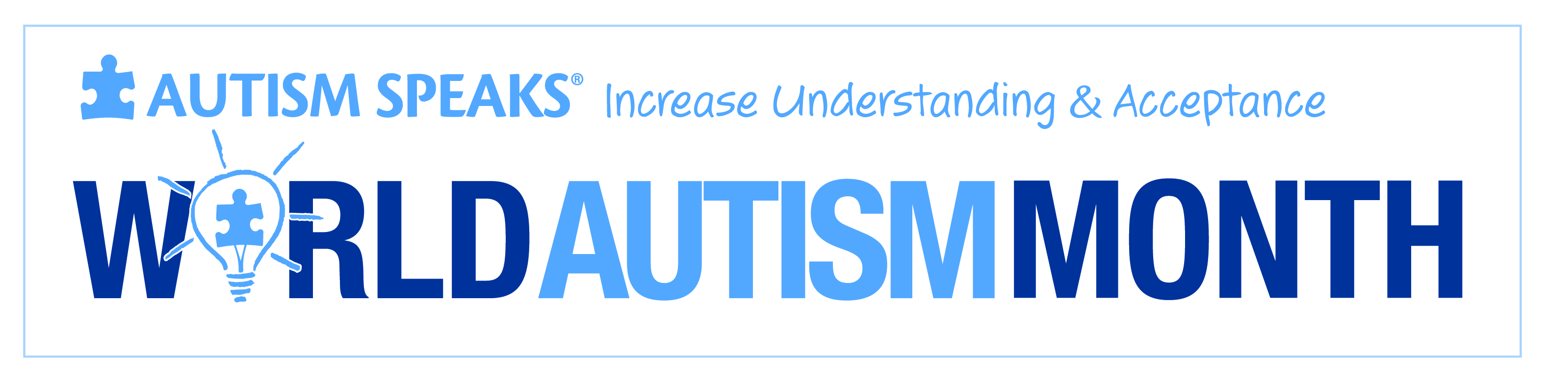 World Autism Month | Autism Speaks
