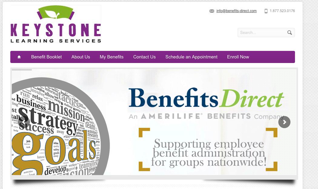 Keystone Learning Services Online Enrollment & Call Center Enrollment